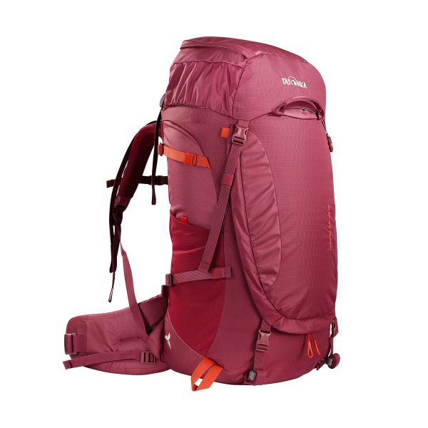 Tatonka Noras 55+10 Women bordeaux red rot Trekkingrucksäcke 4013236256680