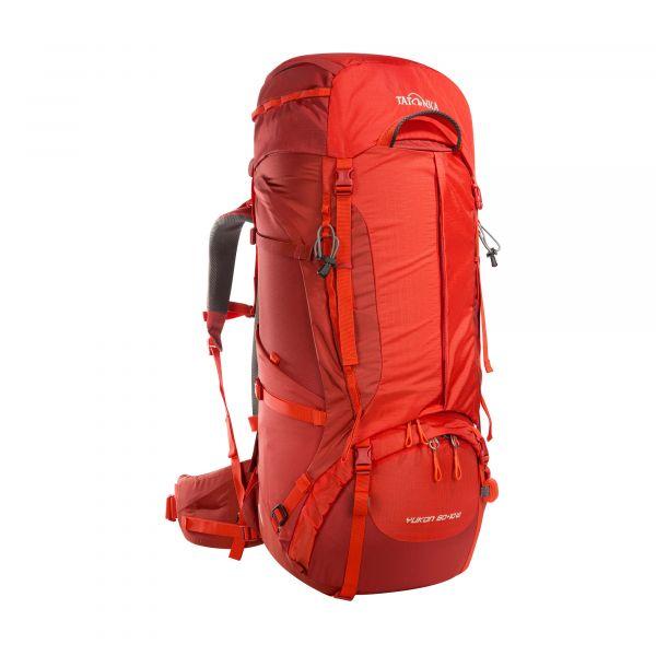 Tatonka Yukon 60+10 Women red orange rot Trekkingrucksäcke 4013236333589
