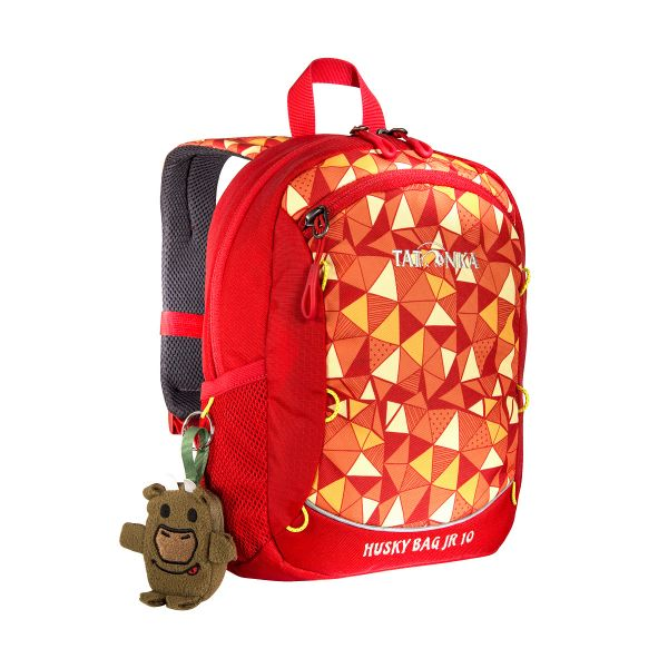Tatonka Husky Bag JR 10 red rot Kinderrucksäcke 4013236001563