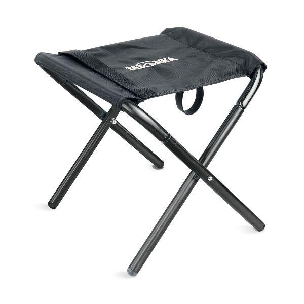Tatonka Foldable Chair black schwarz Sonstiges Zubehör 4013236980387