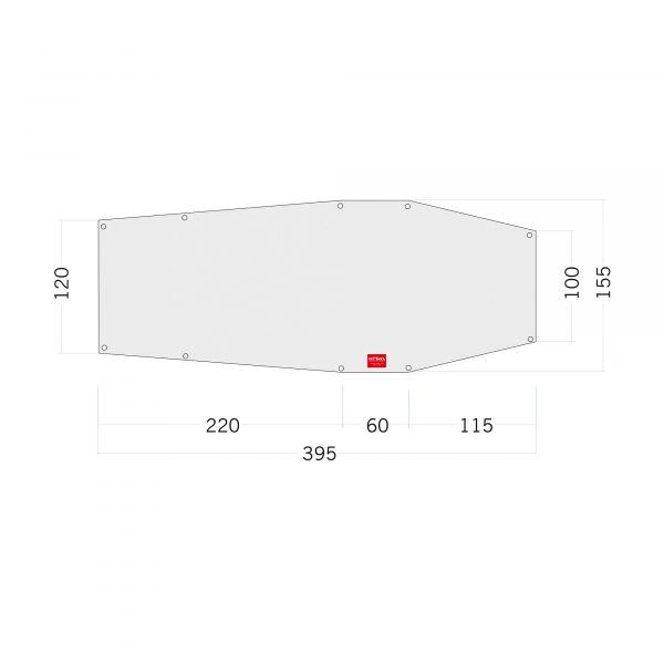 Tatonka Floor Sheet PE Grönland 2 Zelt- & Tarpzubehör 4013236334968