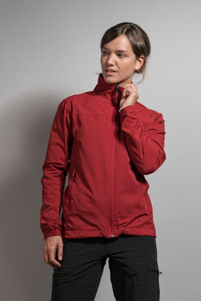 Tatonka Lajus W's Jacket lava red rot Jacken 4013236293531