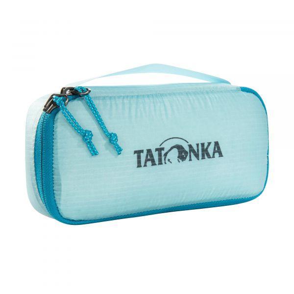 Tatonka SQZY Padded Pouch S light blue blau Rucksack-Zubehör 4013236334548
