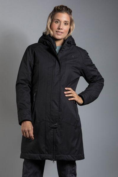 Tatonka Floy W's Coat black schwarz Mäntel 4013236028881