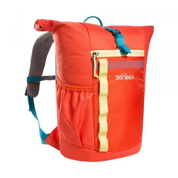 Tatonka Rolltop Pack JR 14 red orange rot Kinderrucksäcke 4013236334371