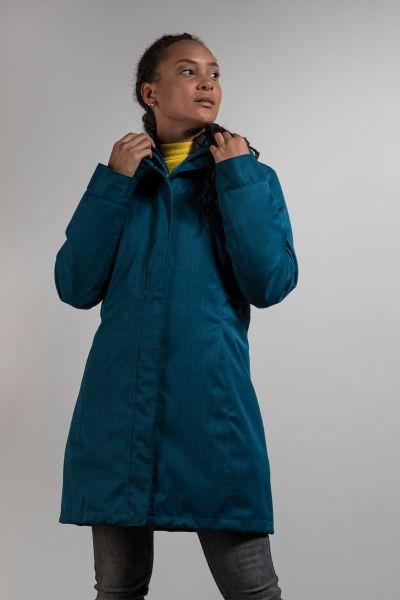Tatonka Jonno W's 3in1 Coat nocturne blue blau Mäntel 4013236306859