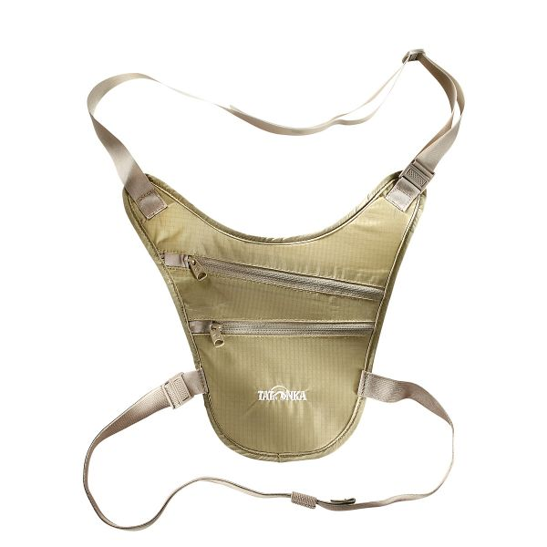 Tatonka Skin Chest Holster natural weiß Geldbeutel 4013236986068
