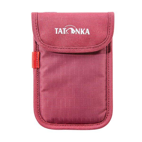 Tatonka Smartphone Case bordeaux red rot Handyhüllen 4013236255959
