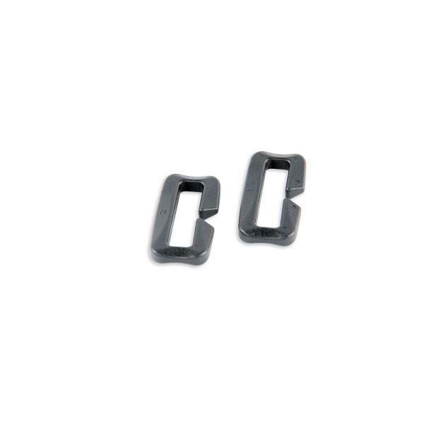 Tatonka Open Loop 25 mm QA (1 pair) black schwarz Rucksack-Zubehör 4013236013153