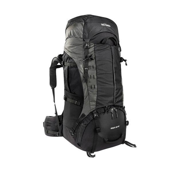 Tatonka Bison 90+10 black schwarz Trekkingrucksäcke 4013236256543