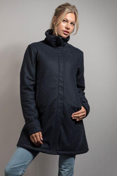 Tatonka Vejr W's Coat deep blue blau Mäntel 4013236312973