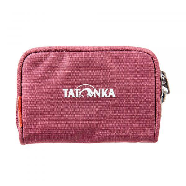 Tatonka Plain Wallet bordeaux red rot Geldbeutel 4013236256185