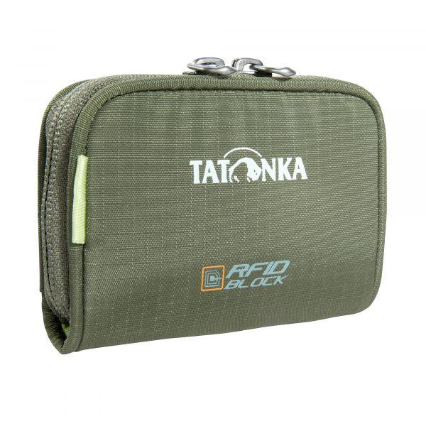 Tatonka Plain Wallet RFID B olive grün Geldbeutel 4013236336276