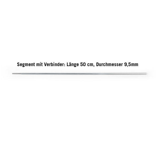Tatonka Segment 9,5 mit Verbinder 500 Zeltersatzteile 4013236057867