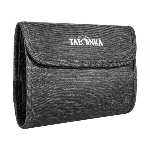 Tatonka Euro Wallet off black schwarz Geldbeutel 4013236336177