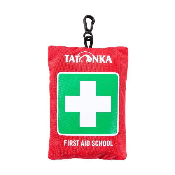 Tatonka First Aid School red rot Erste-Hilfe-Sets 4013236000603