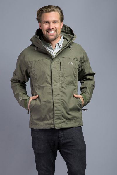 Tatonka Jesper M's Hooded Jacket olive grün Jacken 4013236325614