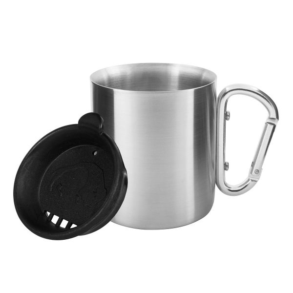 Tatonka Thermo Mug Carabiner 250 Kochgeschirr 4013236286021