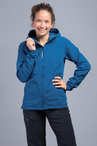 Tatonka Cesi W's Hooded Jacket nautical blue blau Jacken 4013236330700