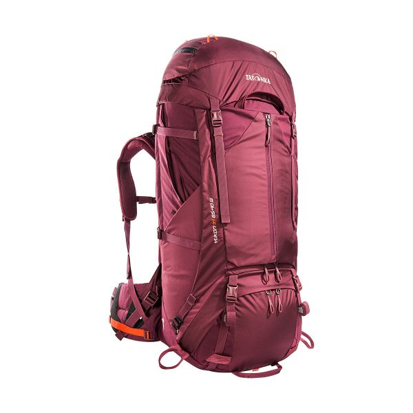 Tatonka Yukon X1 65+10 Women bordeaux red rot Trekkingrucksäcke 4013236287196