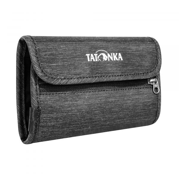 Tatonka ID Wallet off black schwarz Geldbeutel 4013236336191