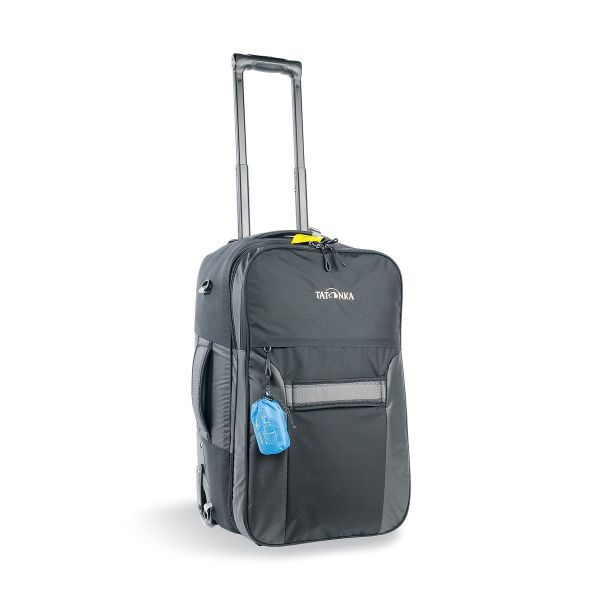 Tatonka Travel Trolley M black schwarz Trolleys & Koffer 4013236069310