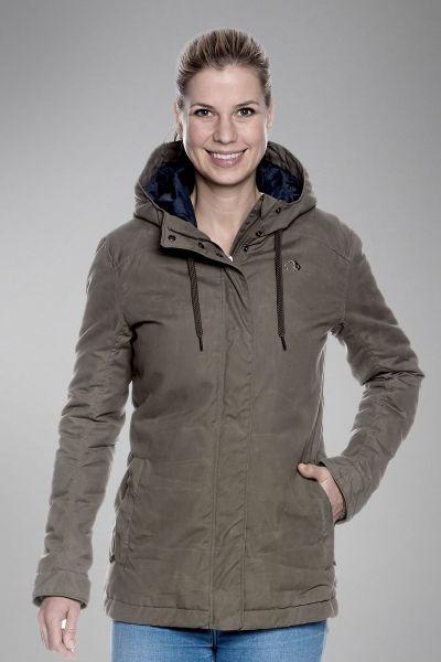 Tatonka Manjo W's Jacket olive grün Mäntel 4013236279481