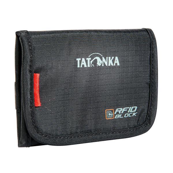 Tatonka Folder RFID B black schwarz Geldbeutel 4013236948462