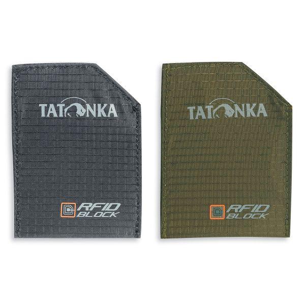 Tatonka Sleeve RFID B Set(2) assorted weiß Reisesicherheit 4013236947137