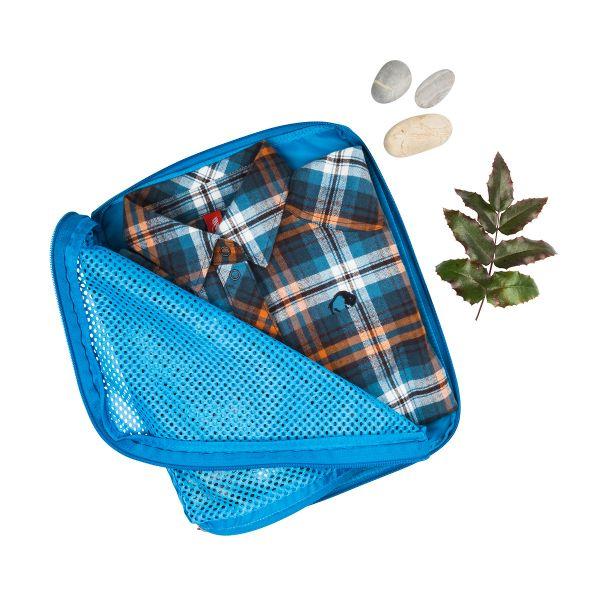 Tatonka Shirt Pouch bright blue blau Reisezubehör 4013236045345