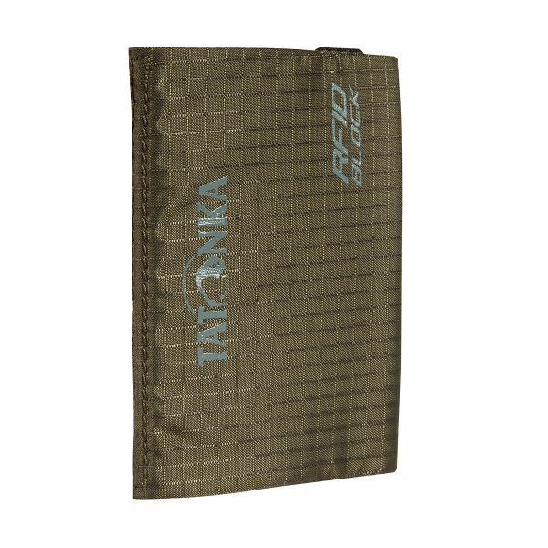 Tatonka Card Holder RFID B olive grün Reisesicherheit 4013236034738