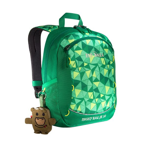 Tatonka Husky Bag JR 10 lawn green grün Kinderrucksäcke 4013236165449