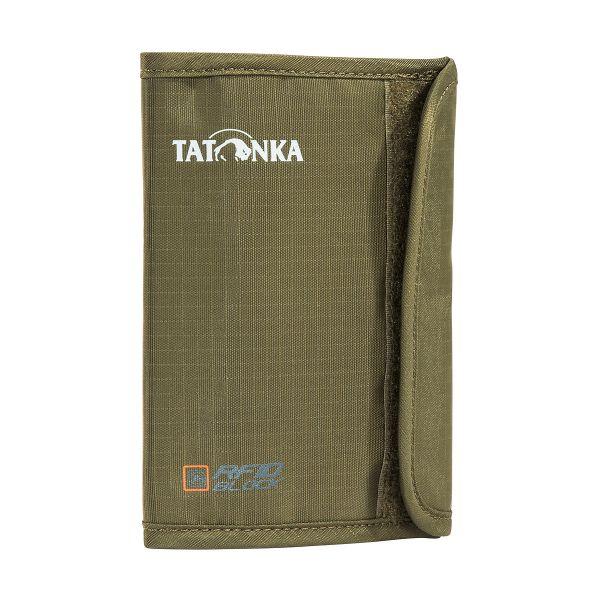 Tatonka Passport Safe RFID B olive grün Sonstige Taschen 4013236255393