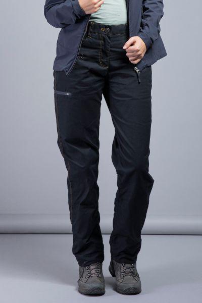 Tatonka Backpacking W's Pants dark blue blau Hosen 4013236321470