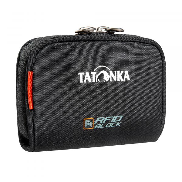 Tatonka Plain Wallet RFID B black schwarz Geldbeutel 4013236336269