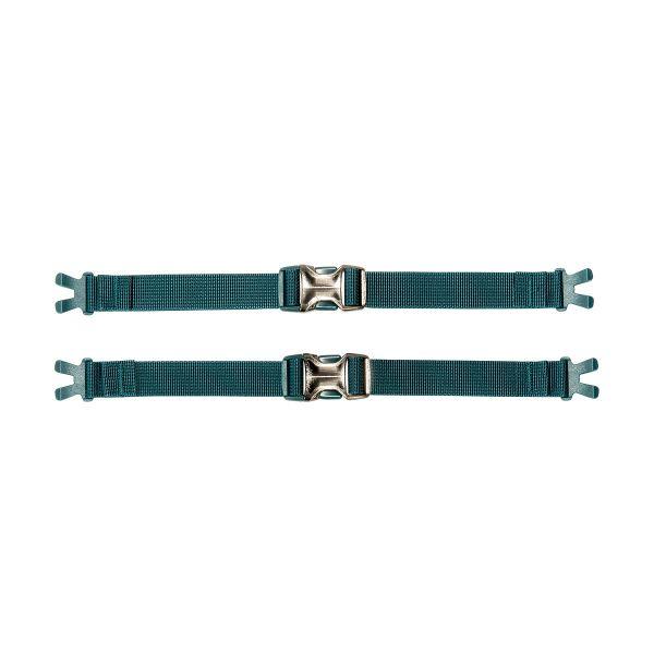 Tatonka Compression Straps teal green grün Rucksack-Zubehör 4013236300765