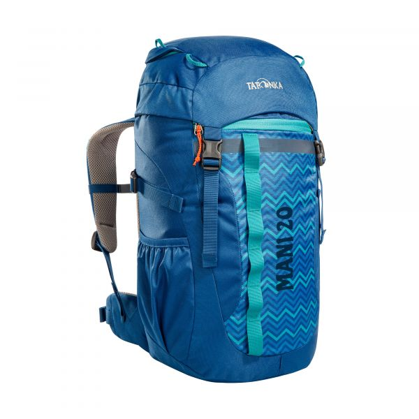 Tatonka Mani 20 blue blau Kinderrucksäcke 4013236334302