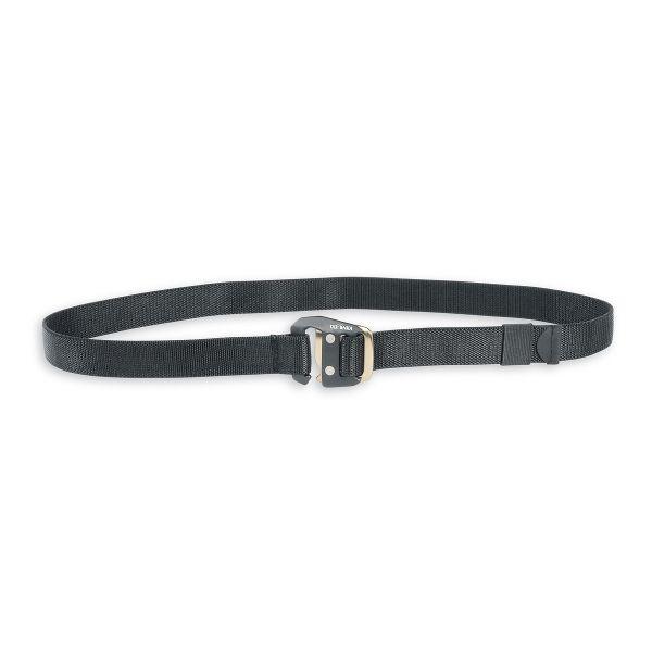 Tatonka Stretch Belt 25mm black schwarz Gürtel 4013236056327