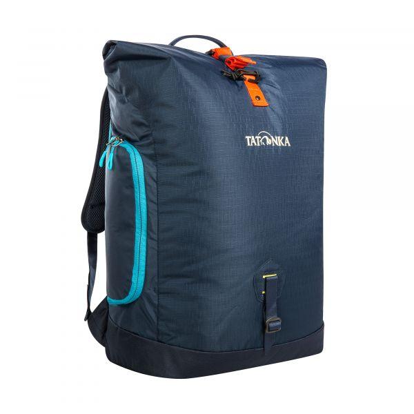 Tatonka Rolltop Pack navy blau Reiserucksäcke 4013236315547