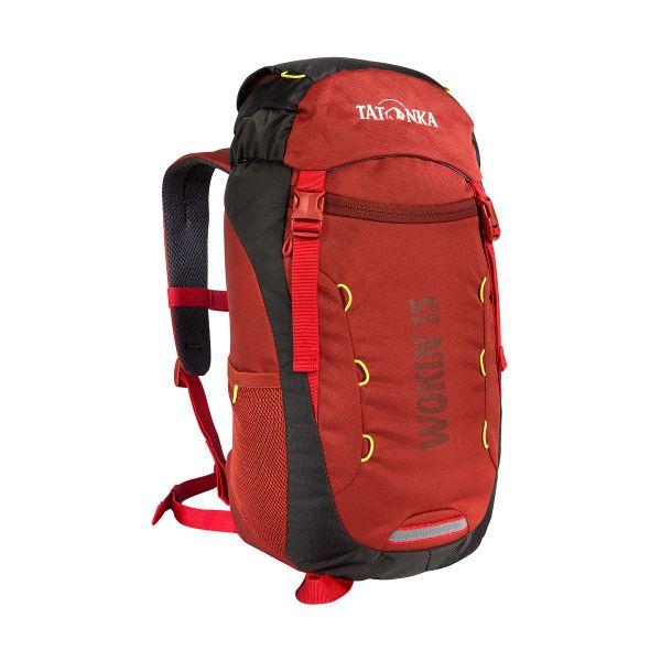 Tatonka Wokin 15 redbrown rot Kinderrucksäcke 4013236244724
