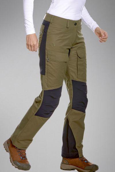 Tatonka Greendale W's Pants short olive grün Hosen 4013236046366