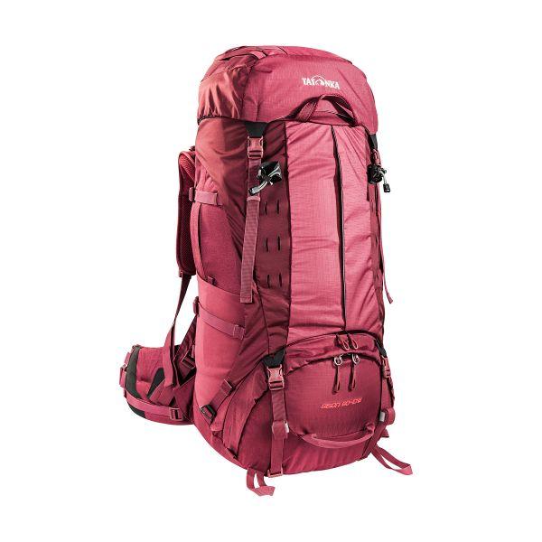 Tatonka Bison 60+10 Women bordeaux red rot Trekkingrucksäcke 4013236256505