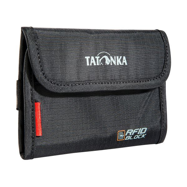 Tatonka Money Box RFID B black schwarz Geldbeutel 4013236948318