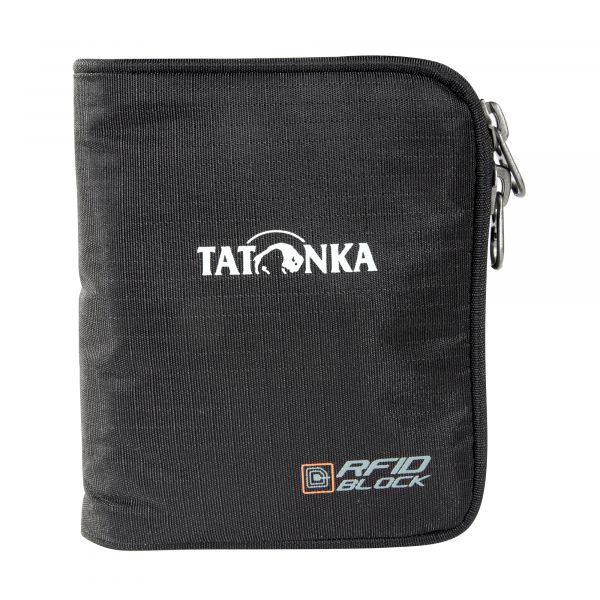 Tatonka Zip Money Box RFID B black schwarz Geldbeutel 4013236257533