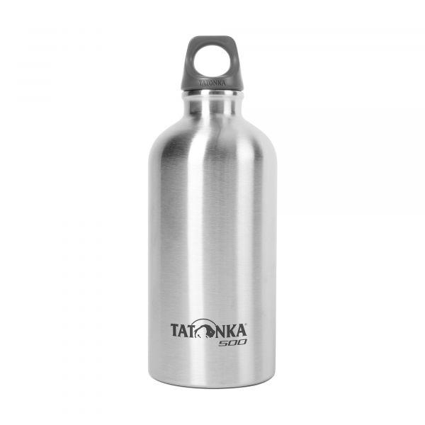 Stainless Steel Bottle 0,5l Edelstahl-Trinkflasche