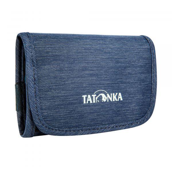 Tatonka Folder navy blau Geldbeutel 4013236336146