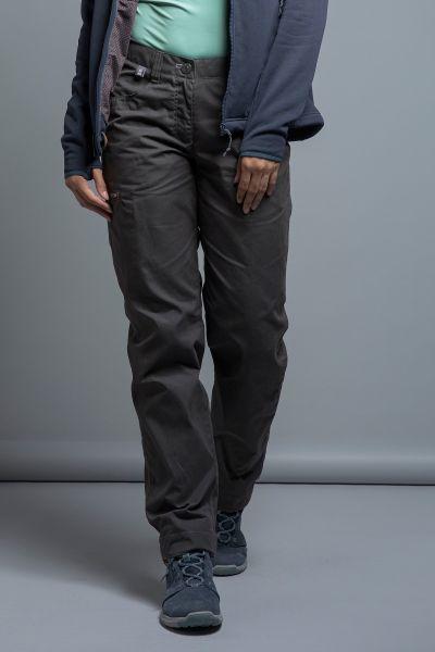 Tatonka Backpacking W's Pants dark grey grau Hosen 4013236321357