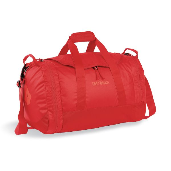 Tatonka Travel Duffle S red rot Reisetaschen 4013236983869