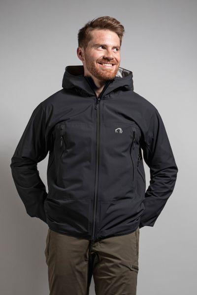 Tatonka Zenja M's RECCO Jacket dark black schwarz Jacken 4013236298000
