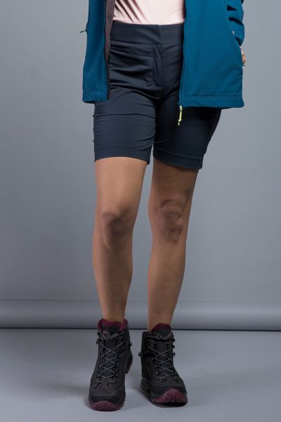 Tatonka Lajus W's Shorts dark blue blau Hosen 4013236294590